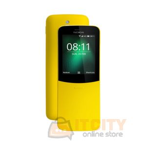 Nokia 8110 4G 4GB Phone - Yellow