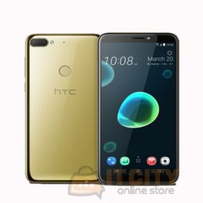HTC Desire 12+ 32GB Phone - Gold