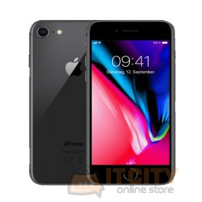 Apple iPhone 8 Plus 256GB 5.5 inch Phone - Grey