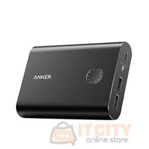 Anker PowerCore+ 13,400 mAh 3.0 Quick Charge Power Bank - A1316H11