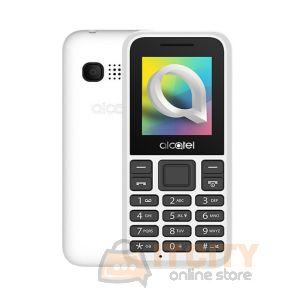 Alcatel 1066D Dual sim Phone - White