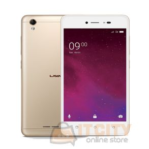 Lava Z60 16GB Phone - Gold