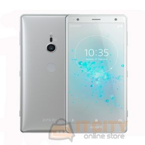Sony Xperia XZ2 64GB Phone - Silver