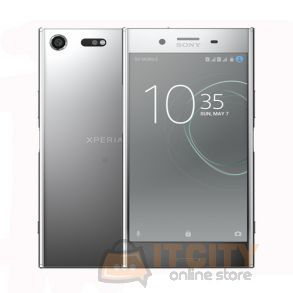 Sony Xperia XZ Premium 64GB Phone  - Silver