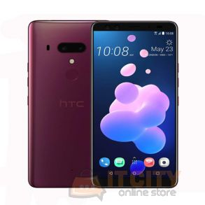 HTC U12 Plus 128GB Phone - Red