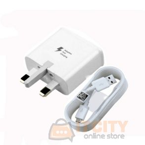 Samsung Wall Charger for Samsung Smartphones – White