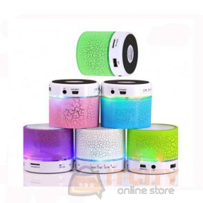 Mini Bluetooth Speaker With TF Card Mic Audio Music Player
