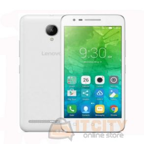 Lenovo C2 Power 16 GB Phone - White
