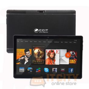 CCIT T7 Max Tablet 32GB Dual Sim 10.1 Inch - Black