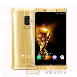 CCIT S9 32GB 5.7Inch Phone - Gold