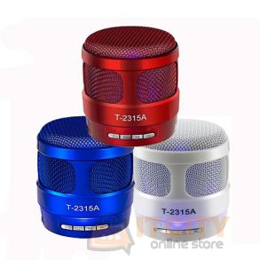 Portable Wireless Bluetooth Mini Speaker T-2315A