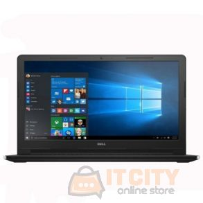 Dell Inspiron 3552 Celeron 4GB RAM 500GB HDD 15.6 inch Laptop - Black