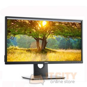 Dell Monitor P2417H 23.8 Inch , VGA , DP , HDMI , 5 USB - Black