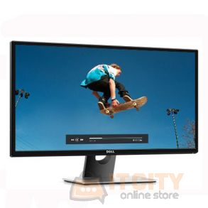 Dell Monitor SE2717H 27 Inch , VGA , HDMI - Black
