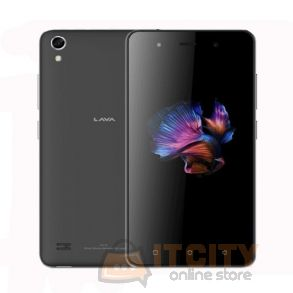 Lava Iris 41 8GB 4.5 Inch Phone - Black