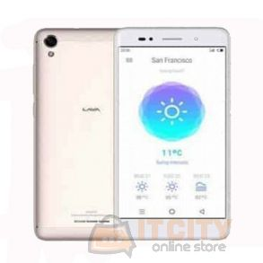Lava R1 16GB 5 inch Phone - Gold