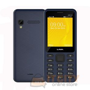 Lava ARC 101 32MB Phone - Black