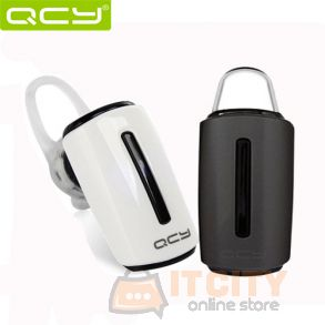 QCY-J132 Bluetooth Earphone - Grey