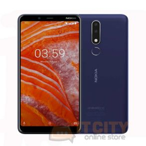 Nokia 3.1 Plus 32GB 6 Inch Phone - Blue