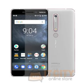 Nokia 6.1 64GB 5.5 Inch Phone - White