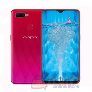 Oppo F9 Pro 64GB 6.3 inch Phone - Red