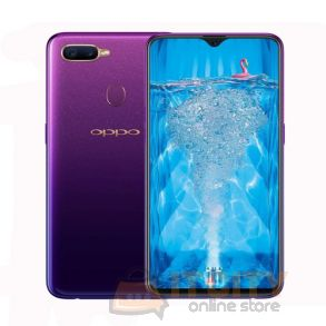Oppo F9 Pro 64GB 6.3 inch Phone - Purple