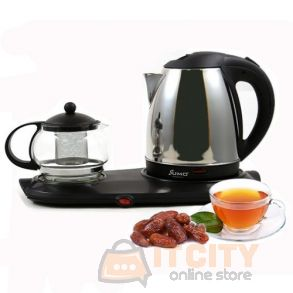 Sumo 3 In 1 Electric Stainless Steel Kettle 800W SM-307