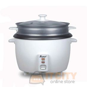 Sumo 2.8 Liters Rice Cooker With Steamer - Sx-280