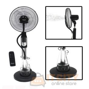 Sumo 2.5L Stand Mist Fan With Remote Control - SM-6205