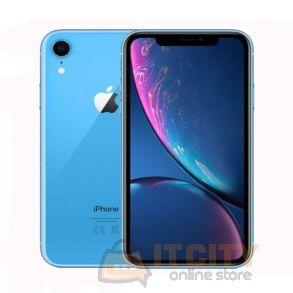 Apple iPhone XR 256GB Physical Dual SIM Phone - Blue