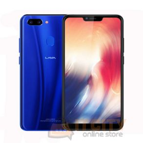 Lava R5 6GB/128GB 6.22Inch Phone - Blue