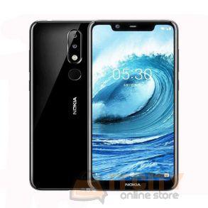 Nokia 5.1 Plus 32GB 5.86Inches Phone - Black