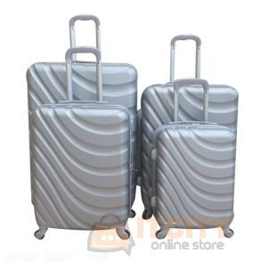 Hard Luggage Travel Bag 4Pcs Set 4Pcs 20-24-28-32