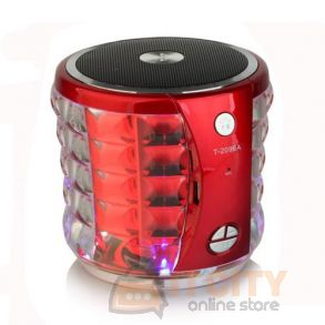Mini Portable Wireless Bluetooth Speaker T-2096A