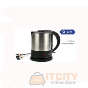 Sumo Stainless Steel Electric Water Kettle Sk 01