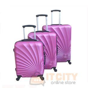 """Hard Luggage travel bag 3pcs set 20""""-24""""-28"""""""