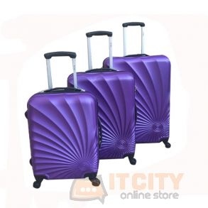 "Hard Luggage travel bag 3pcs set 20""-24""-28"""