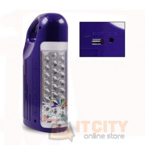 Sumo Rechargeable 24 LED Emergency Lantern SM-724