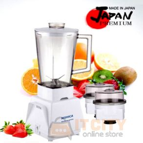 Nishica Electric Blender Grinder NA-243