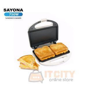 SAYONA SANDWICH MAKER SGM 4011