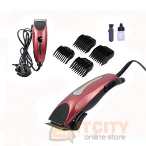 Sumo Corded Hair Clipper With 4 Attachments - SHC-1041