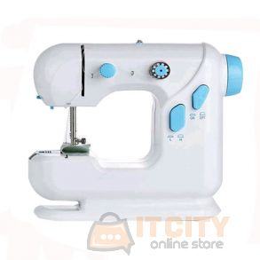 306 Portable Dual Speed Mini Sewing Machine - YFSM-306