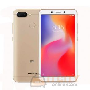 Redmi 6 64gb 5.45Inch phone - Gold