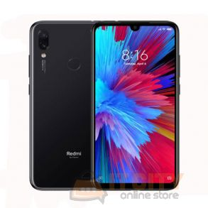 Xiaomi Redmi Note7 64GB 6.3inch Phone - Black