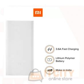 Mi 20000 mAh Power Bank 2i