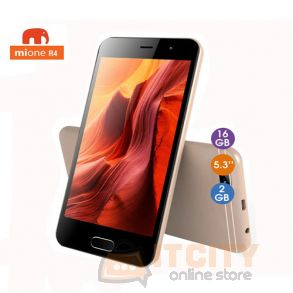 Mione R4 16GB 5.3Inch Phone - Gold