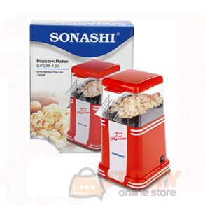 Sonashi Popcorn Maker SPCM 100