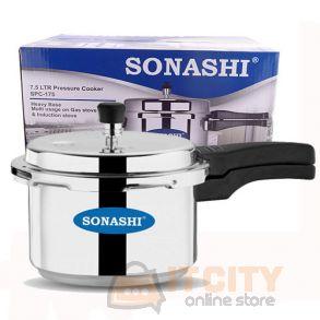 Sonashi 7 5Ltr Pressure Cooker SPC 175