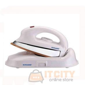 Sonashi Cordless Heavy Iron White SHI 6014C