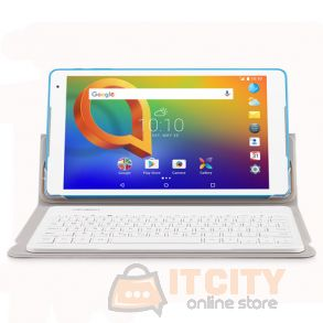 Alcatel A3 10Inch 16GB 4G Tablet With Flip keyboard - Silver